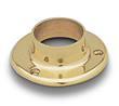 Brass Tube Wall Flange