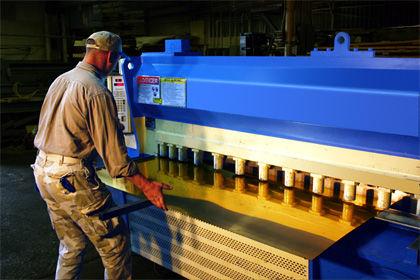 Mcmurray Metals Brass Bronze Copper Sheet Processing